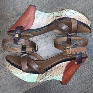 UGG Collection Wedge Heel